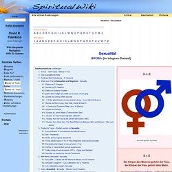 SpiritualWiki - Sexualitaet