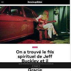 On a trouvé le fils spirituel de Jeff Buckley et il s'appelle Isaac Gracie - Les Inrocks : magazine et actualité culturelle en continu