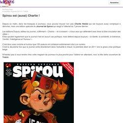 Spirou est (aussi) Charlie !
