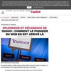Splendeur et décadence de Yahoo! : comment le pionnier du Web en est arrivé là