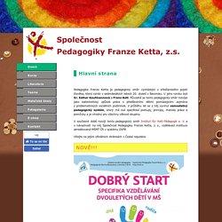 Společnost pedagogiky Franze Ketta