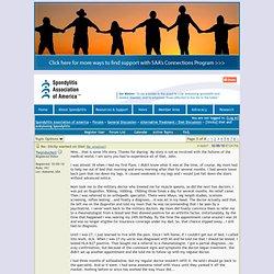 [Sticky] Diet and Ankylosing Spondylitis - Spondylitis Association of America - Message Boards & Forums