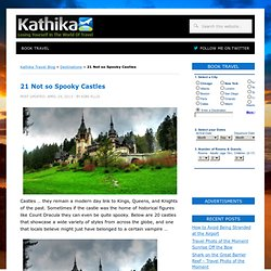 Castles from Around the World : Kathika Travel Website