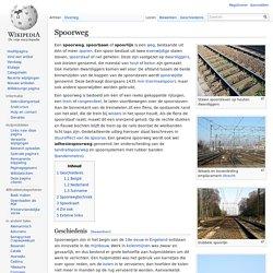 Spoorweg wiki