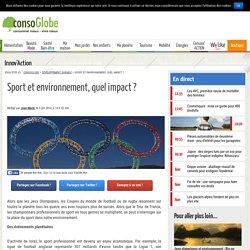 Sport et environnement, quel impact ?