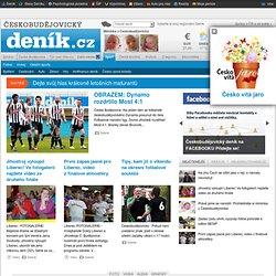 Sport - Českobudějovický deník