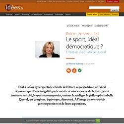 Le sport, idéal démocratique ?