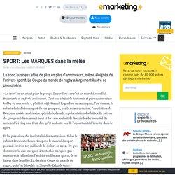 SPORT: Les MARQUES dans la mélée - Marque - Communication