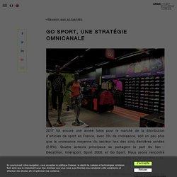 GO Sport, une stratégie omnicanale