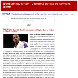 SportBusiness360.com