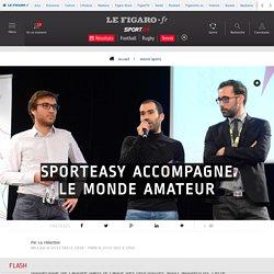 SportEasy accompagne le monde amateur