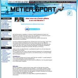 Metier Du Sport Bien Payé : faire du sport professionnel pearltrees ~ Medecine-chirurgie-esthetiques.com Avis de Voitures