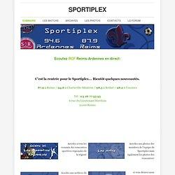SPORTIPLEX - Sommaire