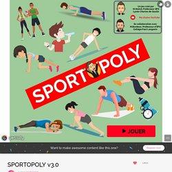 SPORTOPOLY v3.0 by ma2t.noirot on Genially