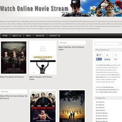 Watch Online Sports Movies