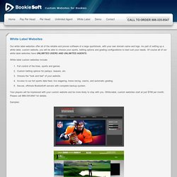 Get Benefits of Best Sports bookie Software