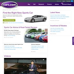 Sports Cars Buying Guide