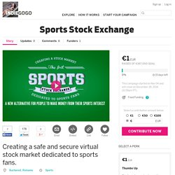 Sports Stock Exchange