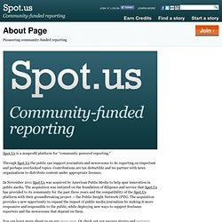 Spot.us
