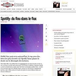 Spotify : du flou dans le flux