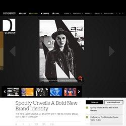 Spotify Unveils A Bold New Brand Identity