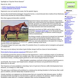 """Spotlight on """"Quarter Horse disease"""" - Horse health problems and articles - Horsetalk -- get horse advice, and find answers to your equine health problems"""