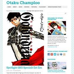 Spotlight (801 Special): Est Em