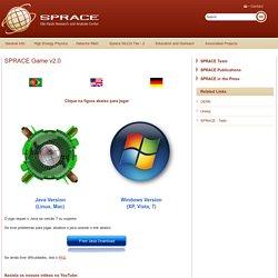 SPRACE Game v2.0