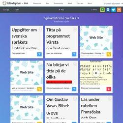 Språkhistoria I Svenska 3