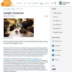 SpråklIKT - En till Pedagogen Gbg-webbplatser webbplats