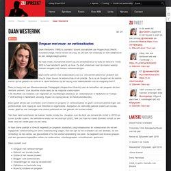 Daan Westerink - ZijSpreekt, hèt sprekersbureau voor vrouwelijke deskundigen