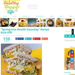 """Spring into Health Saturday"" Recipe Kick-Off!"