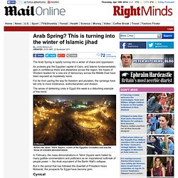Arab Spring? This is turning into the winter of Islamic jihad