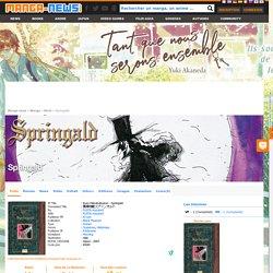 Springald - Manga série