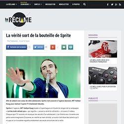 Pub Sprite 2013 : Histoires d'Ado en clip musical