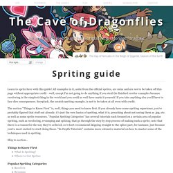 The Cave of Dragonflies