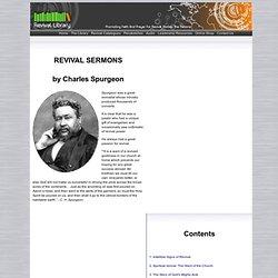 Spurgeon on Revival