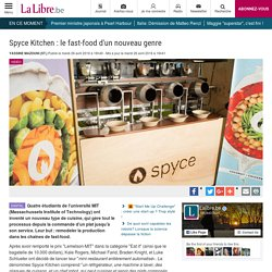 Spyce Kitchen : le fast-food d'un nouveau genre