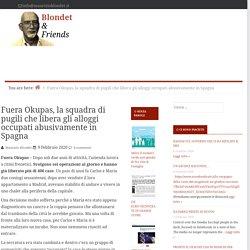 Fuera Okupas, la squadra di pugili che libera gli alloggi occupati abusivamente in Spagna — Blondet & Friends