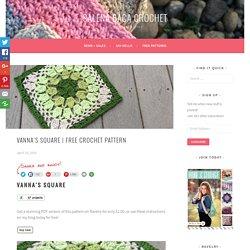 Free Crochet Pattern – Salena Baca Crochet