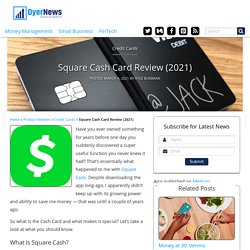 2021 Square Cash Card Review: Boosts Is a Hidden Treasure