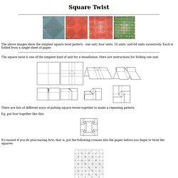 Square Twist