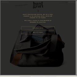 Square1 - Leather and Canvas Holdall Travel Bag