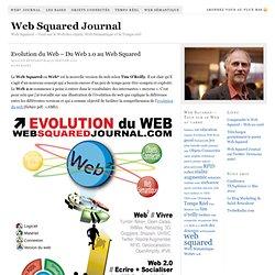 Web 1.0, Web 2.0 et Web Squared - L'évolution du web expliqué — Web² Web Squared Journal