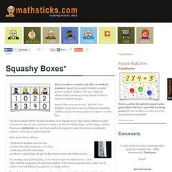 Squashy Boxes*