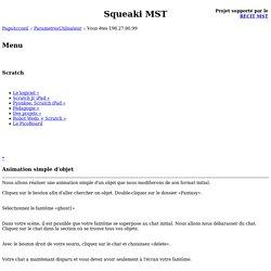 SqueakiMST:ScratchAnimation