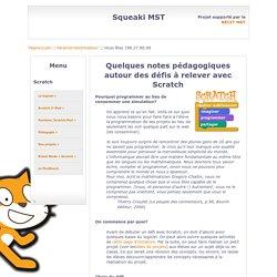SqueakiMST:ScratchPedago