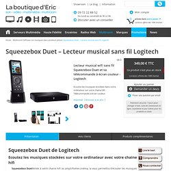 Squeezebox Duet Logitech