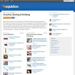 Arts & Design > Crochet, Sewing & Knitting