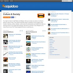 Culture & Society